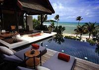 サムイ島のホテル・アナンタラ ラワナ リゾート