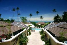 サムイ島のホテル・ザ サンセット ビーチ リゾート