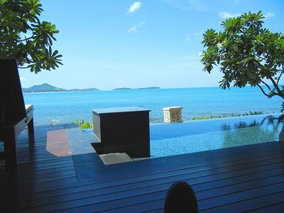 サムイ島のホテル・ザ サラン ホテル
