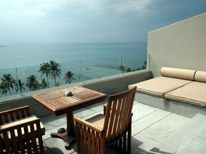 サムイ島のホテル・バーン タリンガム リゾート