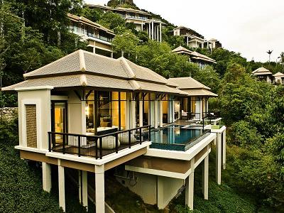 サムイ島のホテル・バニヤン ツリー サムイ