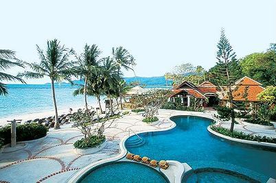 サムイ島のホテル・チャウエン リージェント ビーチリゾート