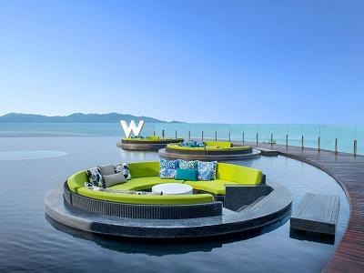 サムイ島の新しい高級ホテル1