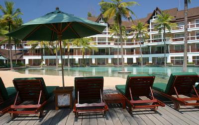 サムイ島発タイ、プーケットのホテル1