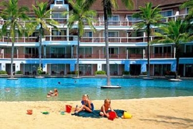 サムイ島発タイ、プーケットのホテル2