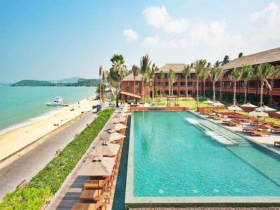 サムイ島のホテルhanser2