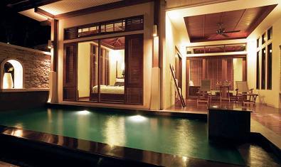 サラン ホテル