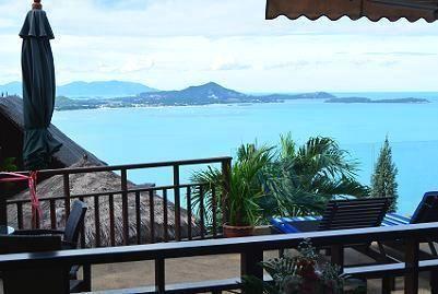 サムイ島のヴィラホテル04