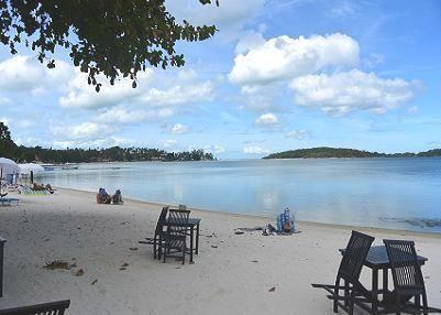 サムイ島のチャウエンビーチ北08
