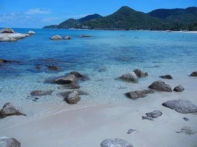 サムイ島のチャウエンノイビーチ014