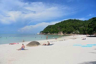 サムイ島は海のベストシーズン21
