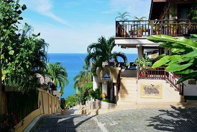サムイ島のヴィラホテル01