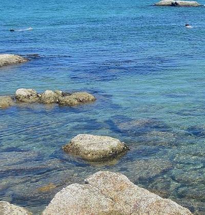 海のベストシーズンのチャウエンノイビーチ