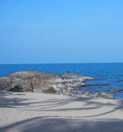 サムイ島のチャウエンノイビーチ14