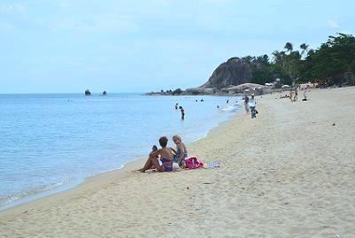サムイ島ラマイビーチ10