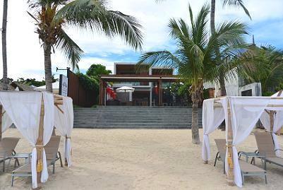 サムイ島のビーチクラブ21