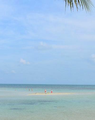 サムイ島チャウエンビーチ北郊外7