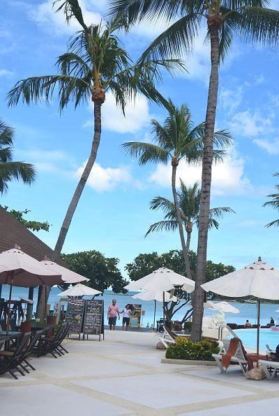 サムイ島のチャウエンビーチ北03