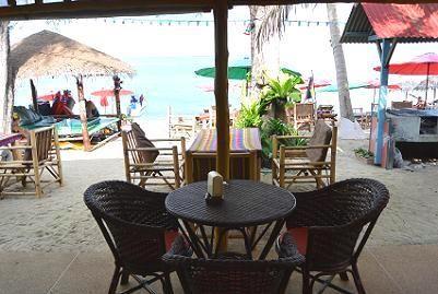 サムイ島のラマイビーチ17