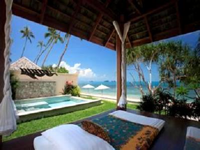 サムイ島のホテル