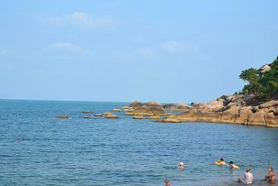 サムイ島のビーチ11