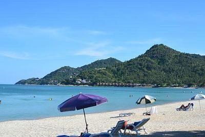 サムイ島の美しいビーチ27