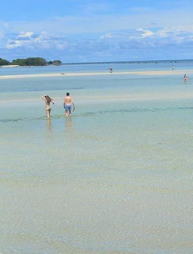 サムイ島 カーサ デ マールのビーチ19