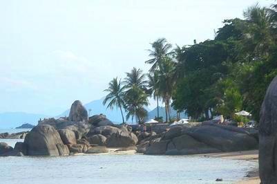 サムイ島の写真サムイ島のビーチ7