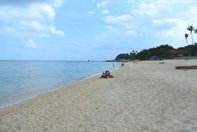 サムイ島ラマイビーチ9