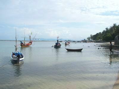 サムイ島の写真サムイ島のビーチ4