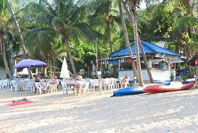 サムイ島のビーチ8