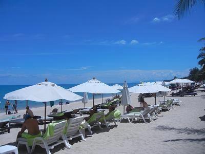 サムイ島ラマイビーチ43
