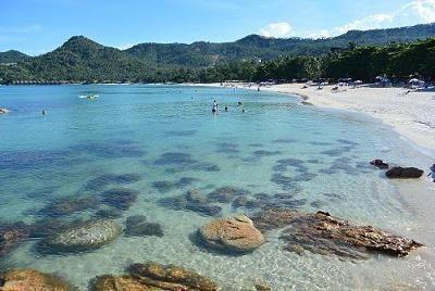 サムイ島の美しいビーチ16