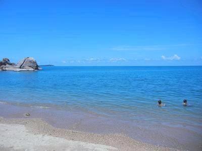サムイ島のビーチ6