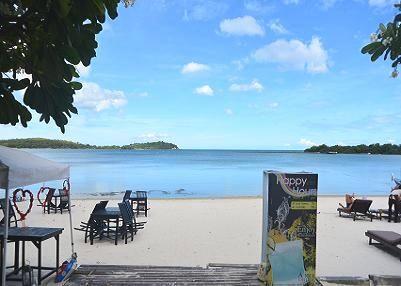 サムイ島のチャウエンビーチ北05