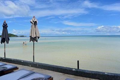 サムイ島 カーサ デ マールのビーチ17