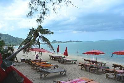 サムイ島のラマイビーチ24