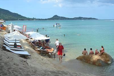 サムイ島ラマイビーチ18