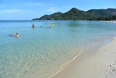 サムイ島の美しいビーチ23