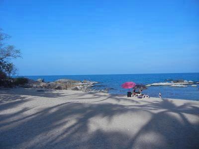 サムイ島のチャウエンノイビーチ13
