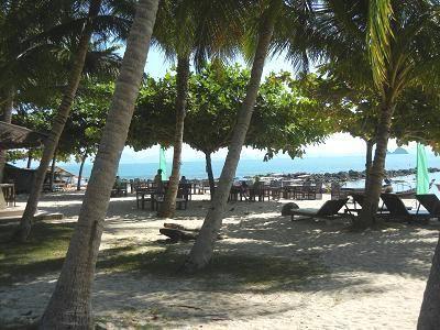 サムイ島のサンセットビーチ28