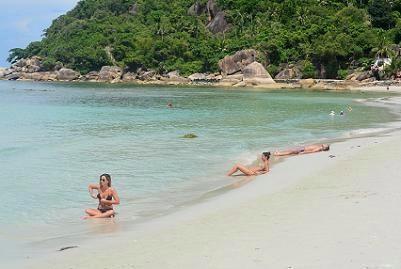 サムイ島は海のベストシーズン20