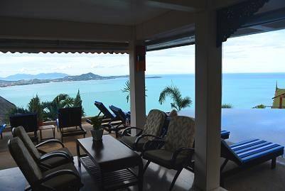 サムイ島のヴィラホテル02