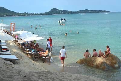 サムイ島ラマイビーチ17