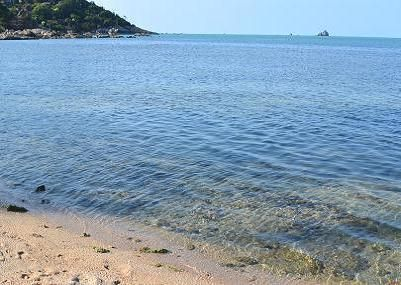 サムイ島のチョンモンビーチ20
