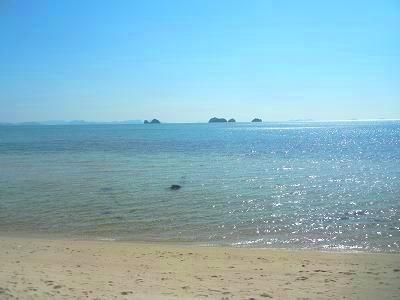 サムイ島のサンセットビーチ 2