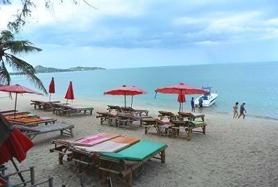 サムイ島のラマイビーチ20