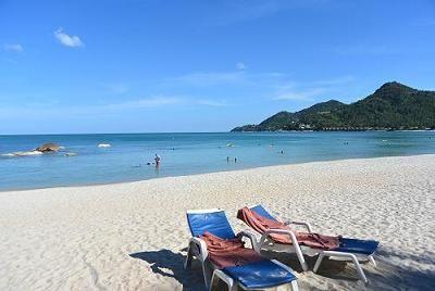 サムイ島の美しいビーチ5
