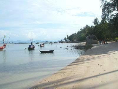 サムイ島の写真サムイ島のビーチ2