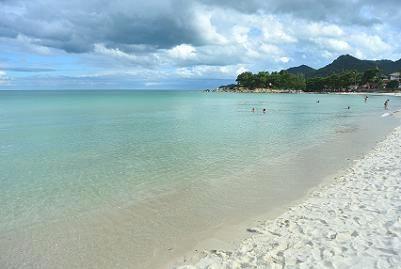 サムイ島のチャウエンビーチ南14